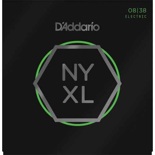D´addario NYXL0838 Extra Super Light [08 38]